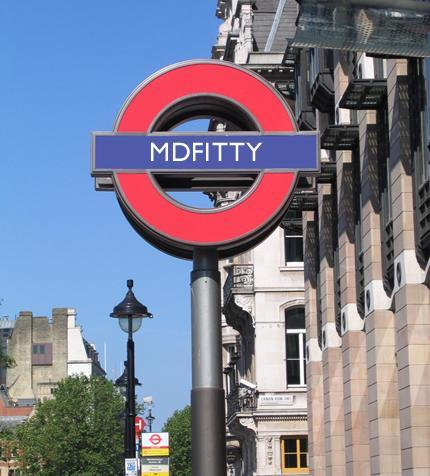 MdFitty Tube, North London